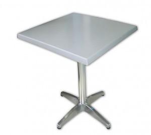 Table CORSICA carrée 70 x 70 cm