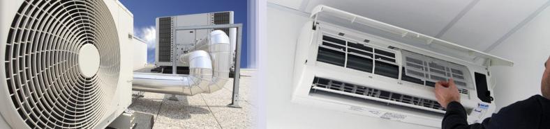 maintenance en climatisation, froid industriel et commercial